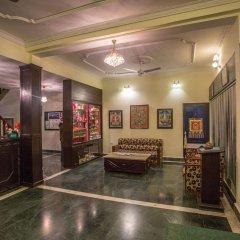Отель Ananda Inn Непал, Лумбини - отзывы, цены и фото номеров - забронировать отель Ananda Inn онлайн интерьер отеля фото 2