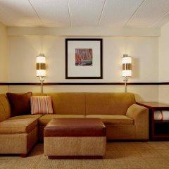 Отель Hyatt Place Columbus Dublin интерьер отеля фото 2