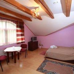 Отель Jerevan Литва, Друскининкай - отзывы, цены и фото номеров - забронировать отель Jerevan онлайн комната для гостей фото 4