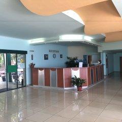 Отель Interhotel Pomorie интерьер отеля