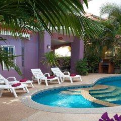 Отель Baan Duan бассейн фото 3