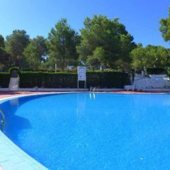 Отель Catalonia Gardens Испания, Салоу - отзывы, цены и фото номеров - забронировать отель Catalonia Gardens онлайн бассейн фото 3