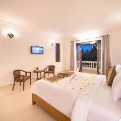 Отель Luna Villa Homestay комната для гостей