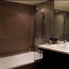 Отель Hôtel la Tour Hassan Palace Марокко, Рабат - отзывы, цены и фото номеров - забронировать отель Hôtel la Tour Hassan Palace онлайн ванная