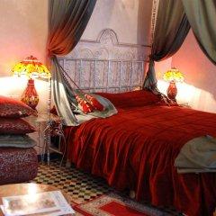 Отель Riad Lalla Zoubida Марокко, Фес - отзывы, цены и фото номеров - забронировать отель Riad Lalla Zoubida онлайн комната для гостей фото 5