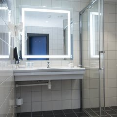 Отель Thon Hotel Nordlys Норвегия, Бодо - отзывы, цены и фото номеров - забронировать отель Thon Hotel Nordlys онлайн ванная