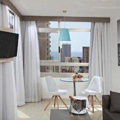Отель Flamingo Beach Resort Испания, Бенидорм - отзывы, цены и фото номеров - забронировать отель Flamingo Beach Resort онлайн комната для гостей фото 5