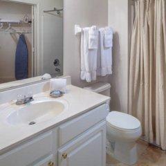 Отель Bridgestreet at LC Riversouth США, Колумбус - отзывы, цены и фото номеров - забронировать отель Bridgestreet at LC Riversouth онлайн ванная