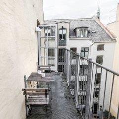 Апартаменты Gammeltorv Apartments балкон