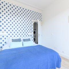 Отель Daumier - New 2 Bdrs Flat near la Seine Париж комната для гостей фото 4