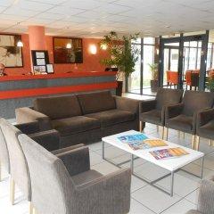 Отель Odalys City Lyon Bioparc Франция, Лион - отзывы, цены и фото номеров - забронировать отель Odalys City Lyon Bioparc онлайн интерьер отеля фото 2