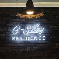 Отель G Stay Residence Сеул интерьер отеля