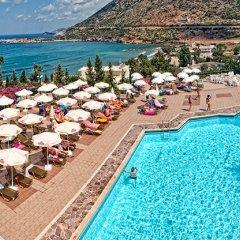 Отель Bali Paradise Hotel Греция, Милопотамос - отзывы, цены и фото номеров - забронировать отель Bali Paradise Hotel онлайн фото 11