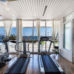 Отель Abitare in Vacanza Синискола фитнесс-зал фото 4