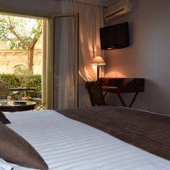 Отель Hôtel Le Petit Palais Франция, Ницца - отзывы, цены и фото номеров - забронировать отель Hôtel Le Petit Palais онлайн удобства в номере фото 2
