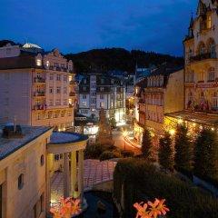 Hotel Heluan балкон