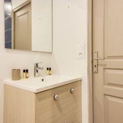 Отель The Bright Vieux-lyon Франция, Лион - отзывы, цены и фото номеров - забронировать отель The Bright Vieux-lyon онлайн ванная фото 2