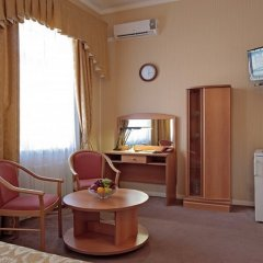 Гостиница Лефортово 3* Стандартный номер с двуспальной кроватью фото 14