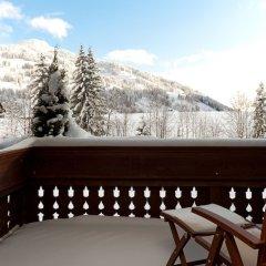 ERMITAGE Wellness- & Spa-Hotel балкон