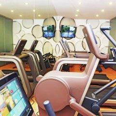 Aria Hotel Budapest фитнесс-зал