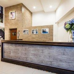 Отель @Hua Lamphong интерьер отеля