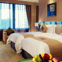 Отель Pan Pacific Xiamen комната для гостей фото 5