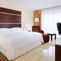 Sheraton Abuja Hotel комната для гостей фото 5