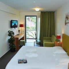 Отель Hanioti Village Resort Греция, Ханиотис - отзывы, цены и фото номеров - забронировать отель Hanioti Village Resort онлайн комната для гостей фото 5