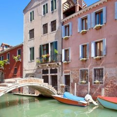 Отель 3749 Pontechiodo Италия, Венеция - отзывы, цены и фото номеров - забронировать отель 3749 Pontechiodo онлайн приотельная территория фото 3