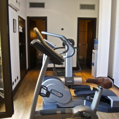 Отель Starhotels Ritz Италия, Милан - 9 отзывов об отеле, цены и фото номеров - забронировать отель Starhotels Ritz онлайн фитнесс-зал фото 2
