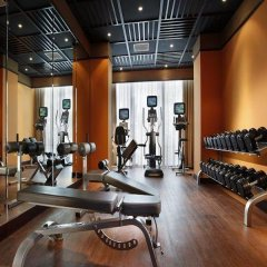 Отель Serenity Coast All Suite Resort Sanya фитнесс-зал фото 2