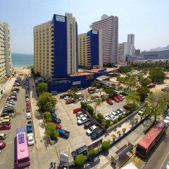 Отель Playa Suites парковка