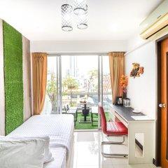 Апартаменты Bangkok Two Bedroom Apartment Бангкок балкон