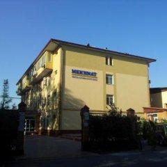 Отель Мехнат Узбекистан, Ташкент - 1 отзыв об отеле, цены и фото номеров - забронировать отель Мехнат онлайн вид на фасад