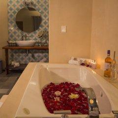 Отель Quinta Margarita Boho Chic Плая-дель-Кармен ванная