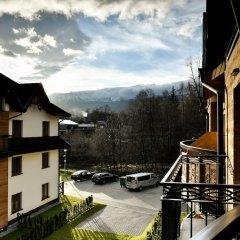 Отель Apartamenty Forma Tatrica Закопане балкон