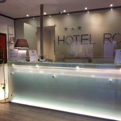 Hotel Roberta бассейн
