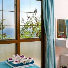 Villa Karsak by Akdenizvillam Турция, Калкан - отзывы, цены и фото номеров - забронировать отель Villa Karsak by Akdenizvillam онлайн ванная