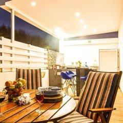 Отель Villa Blue Phoenix Протарас балкон