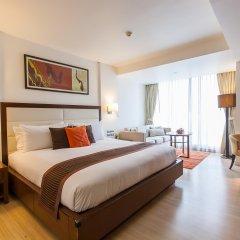 Отель Oakwood Residence Sukhumvit 24 Бангкок комната для гостей фото 2