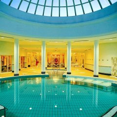 Отель Hasdrubal Thalassa & Spa Djerba Тунис, Мидун - 1 отзыв об отеле, цены и фото номеров - забронировать отель Hasdrubal Thalassa & Spa Djerba онлайн бассейн фото 3