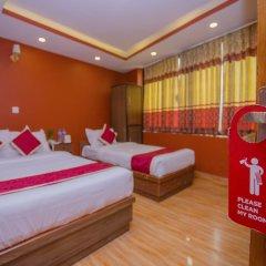 Отель OYO 275 Sunshine Garden Resort Непал, Катманду - отзывы, цены и фото номеров - забронировать отель OYO 275 Sunshine Garden Resort онлайн комната для гостей фото 2