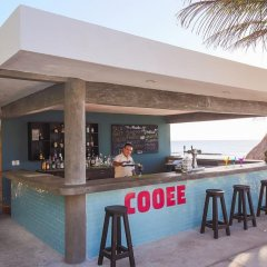 Le Reve Boutique Beachfront Hotel гостиничный бар