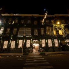 Отель Manos Premier Бельгия, Брюссель - 1 отзыв об отеле, цены и фото номеров - забронировать отель Manos Premier онлайн вид на фасад