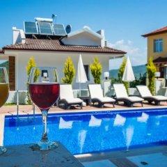 Villa with Private Pool Hisaronu Турция, Олудениз - отзывы, цены и фото номеров - забронировать отель Villa with Private Pool Hisaronu онлайн бассейн