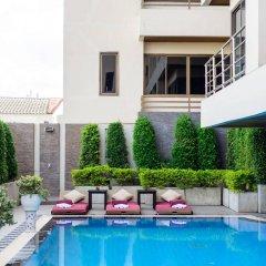 Отель Mida Airport Бангкок бассейн фото 3