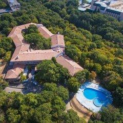 Отель Preslav All Inclusive Болгария, Золотые пески - 1 отзыв об отеле, цены и фото номеров - забронировать отель Preslav All Inclusive онлайн бассейн