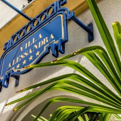 Отель Villa Alessandra Париж спортивное сооружение