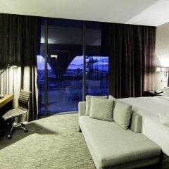 Отель Hilton Mexico City Santa Fe Мексика, Мехико - отзывы, цены и фото номеров - забронировать отель Hilton Mexico City Santa Fe онлайн комната для гостей фото 4