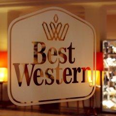 Best Western Hotel Leipzig City Centre с домашними животными